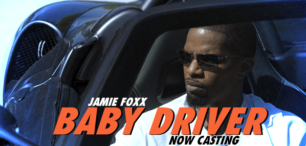 Baby Driver Jamie Foxx