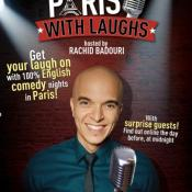 Affiche From Paris with laughs
