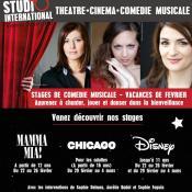 Appel à candidature : Participez aux castings pour remporter un stage Mamma Mia et Chicago