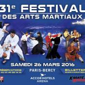 Festival des arts martiaux, un show époustouflant pour tous les fans !