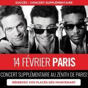 Forever Gentlemen, le meilleur des classiques avec Corneille Garou et Roch Voisine
