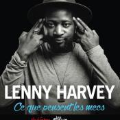 Affiche du spectacle de Lenny Harvey aux feux de la rampe