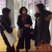 Rencontre entre la créatrice Eva de Keur Paris et nos deux gagnantes. On vous dit tout...