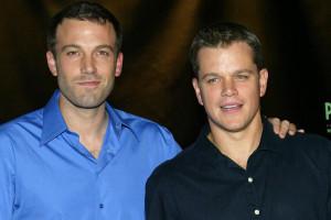 Matt Damon & Ben Affleck Looking For