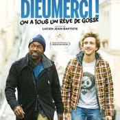 L'humoriste Baptiste Lecaplain et le réalisateur Lucien Jean-Baptiste partagent l'affiche de