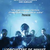 Retrouvez Gad Elmaleh dans le film l'Orchestre de Minuit réalisé par Jérôme Cohen Olivar