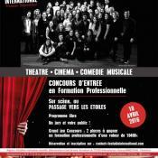 Si vous aimez la scène, la comédie, le chant, la danse et les castings, alors ce show est pour vous !
