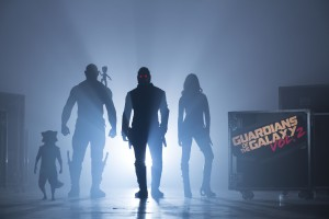 Marvel's Guardians of the Galaxy 2  Photo Double