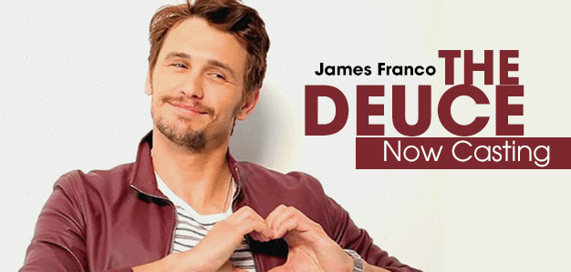 The Deuce James Franco Casting