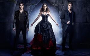 The Vampire Diaries Traffic Jam Extras