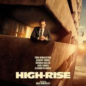 Tom Hiddleston, Jeremy Irons, Sienna Miller et Luke Evans dans High-Rise