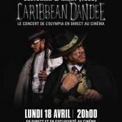 Vivez en direct et en exclusivité au cinéma le concert de Caribbean Dandee de JoeyStarr et Nathy, on vous invite!