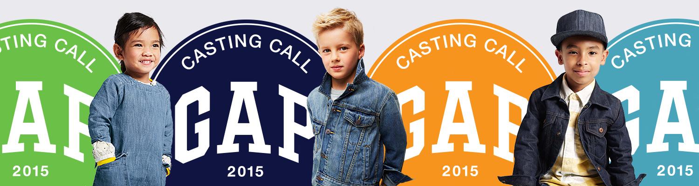 Gap Casting Call