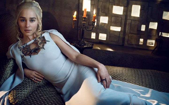 Emilia Clarke's Above Suspicion Looking for Men