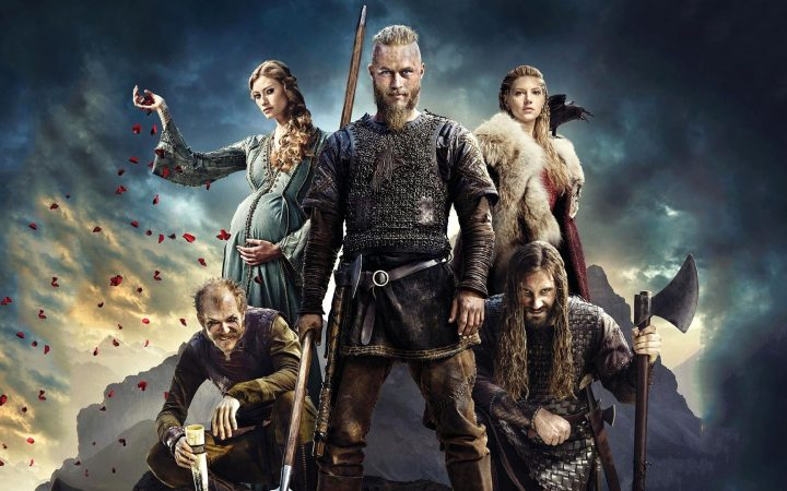 History Channel's Vikings Looking for Kids