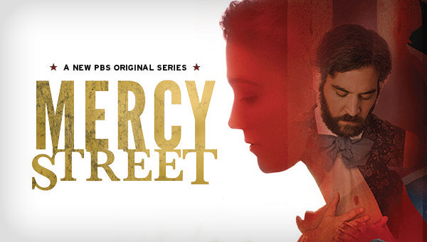 PBS's Mercy Street Extras of All Ages