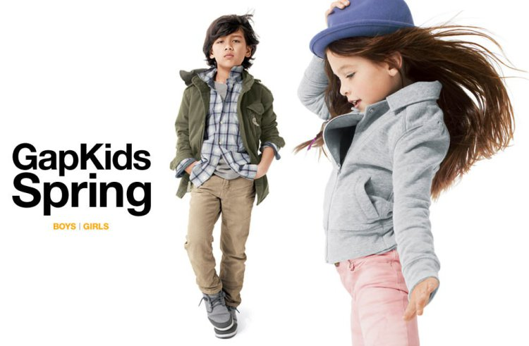 gap kids casting call
