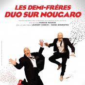 Affiche du spectacle: Les demi-frères duo sur Nougaro