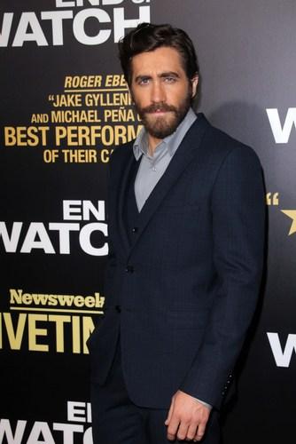 Jake Gyllenhaal End of Watch