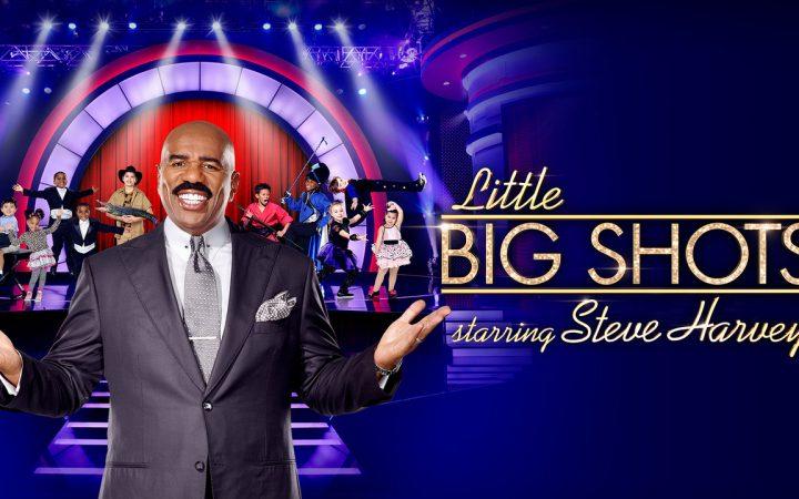 Steve Harvey's Little Big Shots Looking for Kids