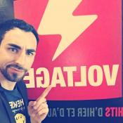 Jordan De Luxe à radio Voltage