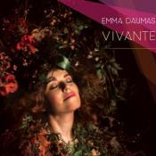 Pochette de l'album Vivante d'Emma Daumas