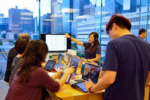 Apple Casting Call