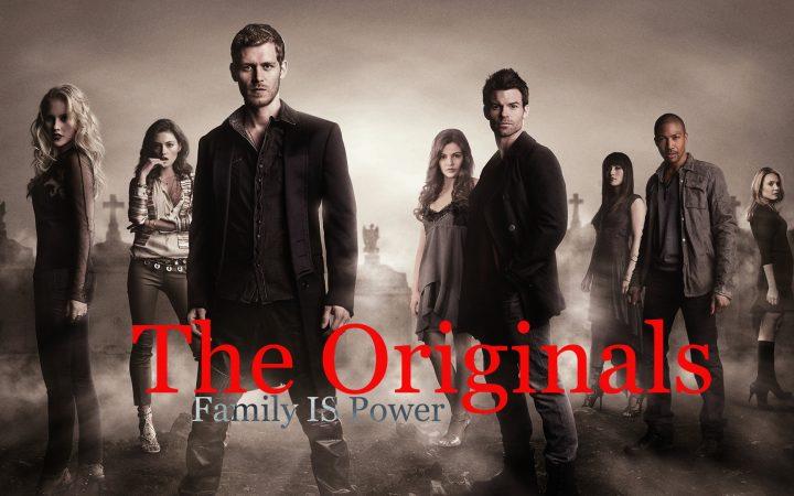 CW's The Originals Looking for Men & Women