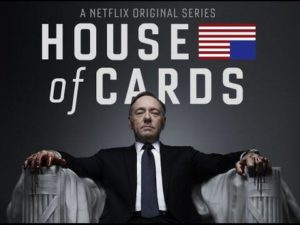 House of Cards Speaking Roles