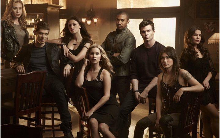 "CW ""The Originals"" Boy for Recurring Role"
