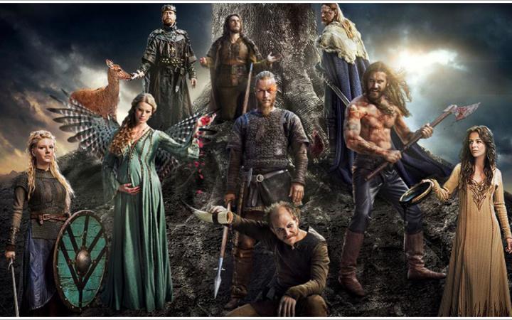 """History's """"Vikings"""" Seeking Arabic Speaking Men"""