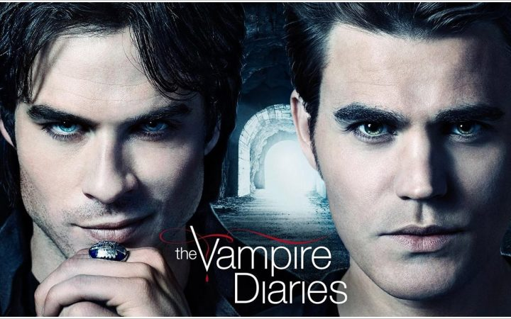 The Vampire Diaries Kids & Males for Featured Roles