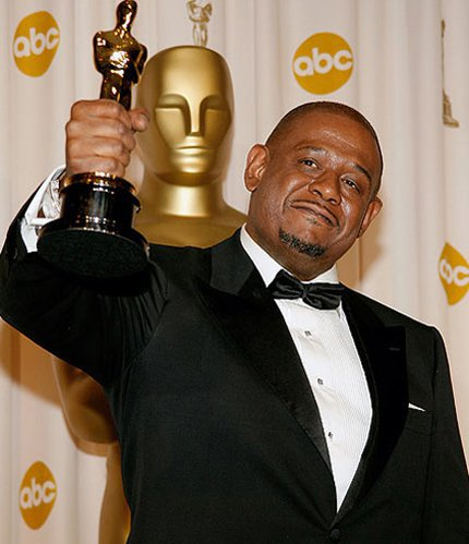 Forest Whitaker image