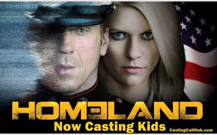 Showtime TV Show Homeland Seeking Kids