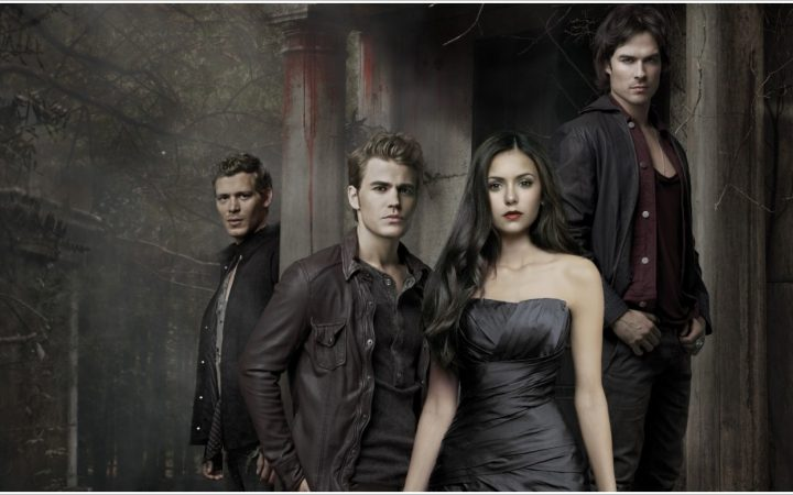 The Vampire Diaries Looking for Toddlers