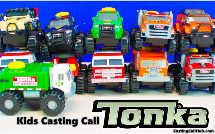 Tonka Toy Commercial Seeking Kids
