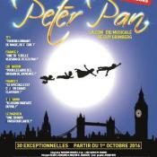Levez l'encre, embarquez avec Peter Pan vers de nouvelles aventures au pays imaginaire