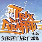 Prix du Graffiti et du Street Art 2016