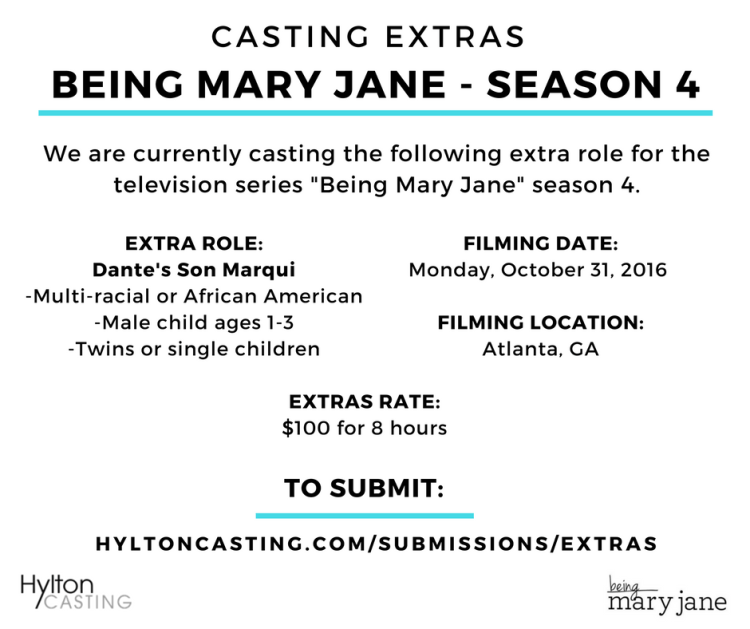 being-mary-jane-casting-call