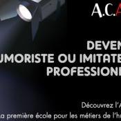 l'A.C.A.C. école d'humoriste