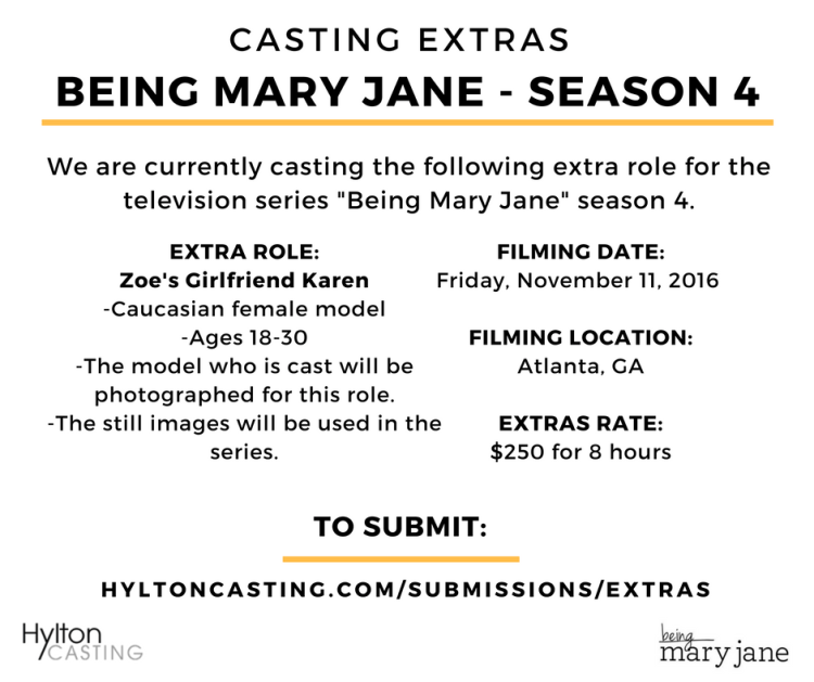 being-mary-jane-casting