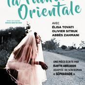 Affiche de la pièce de théâtre: La fiancée orientale