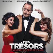 Affiche du film Mes trésors