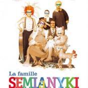Affiche du spectacle La famille Semianyki