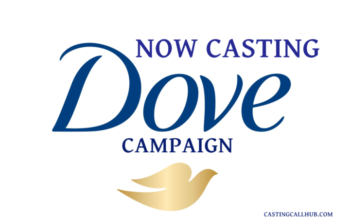 Dove Hair Campaign - Models