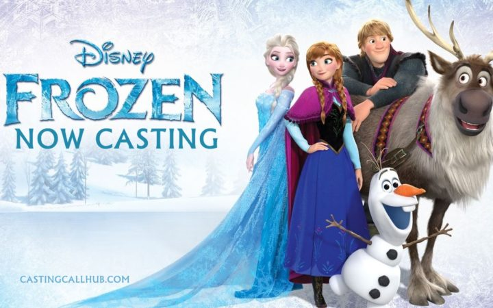 Frozen The Broadway Musical – Disney Audition