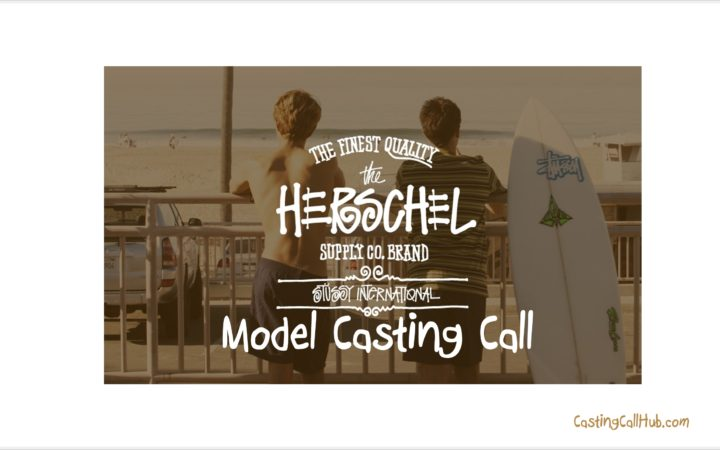 Herschel Supply Co Spring 2017 Campaign Models