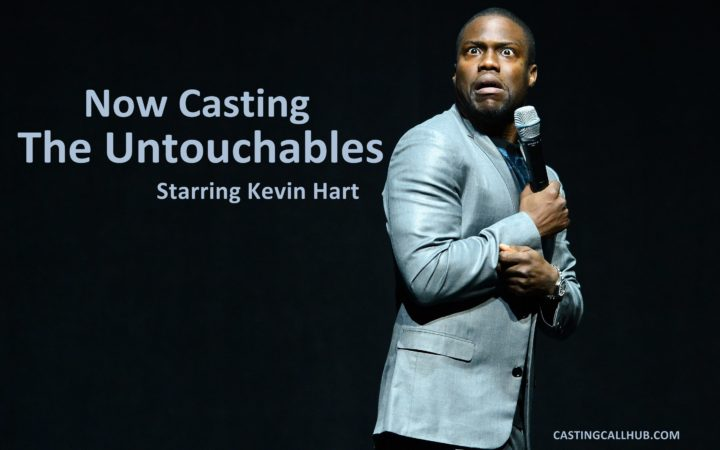"""Kevin Hart Movie """"The Untouchables"""""""