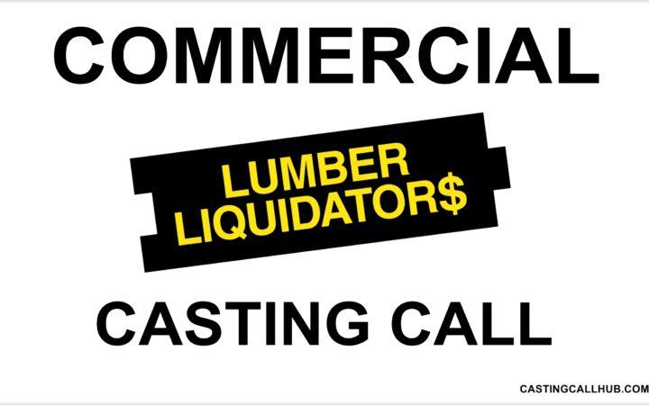 Lumber Liquidators - Commercial Audition