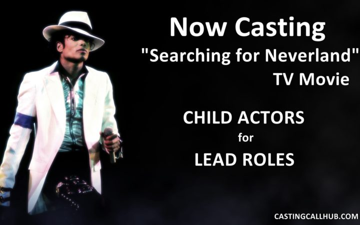 Movie Searching for Neverland- Child Actors